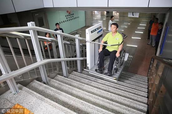 媒体:普及无障碍设施 还有哪些障碍?