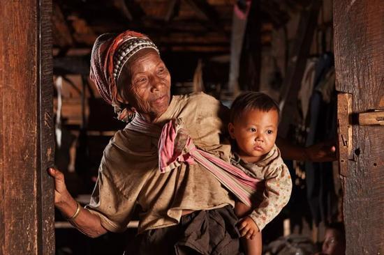 ▲老挝村民(法新社)