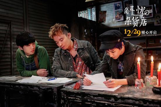12月底上映的《解忧杂货店》,又是改编自日本作家东野圭吾的小说,可见东野圭吾在中国的畅销。