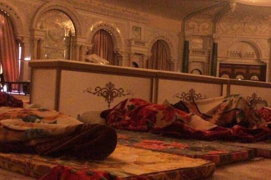 又有11名沙特王子被抓:抗议国王不给交