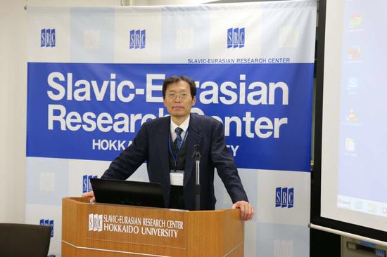 黑龙江省社会科学院东北亚研究所所长、研究员 笪志刚