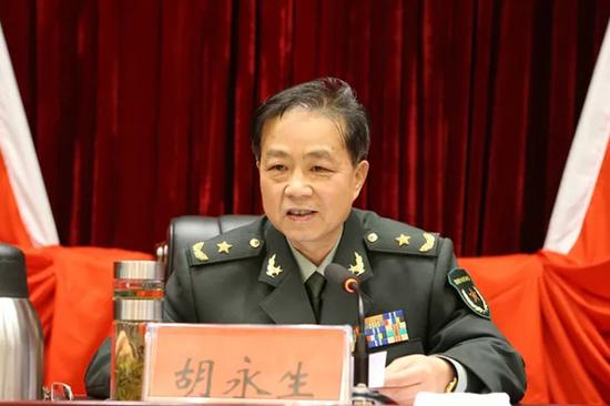 胡永生 中原国防微信公众号 图