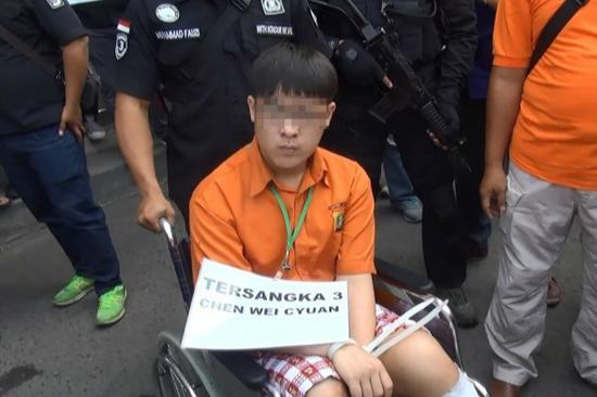 印尼打击台籍毒贩不手软:只要拒捕就直