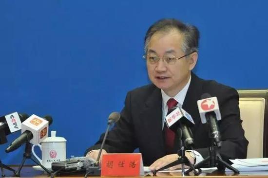 最高人民法院司改办主任 胡仕浩