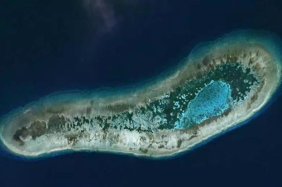 ▲中日在海底地形命名问题上频繁发生对立和摩擦。(路透社)