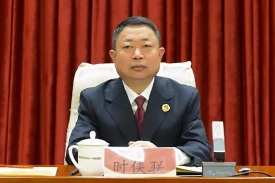 """时侠联 微信公众号""""宁夏检察"""" 图"""