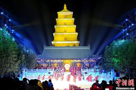 中新社发 张远 摄 来源:中国新闻网