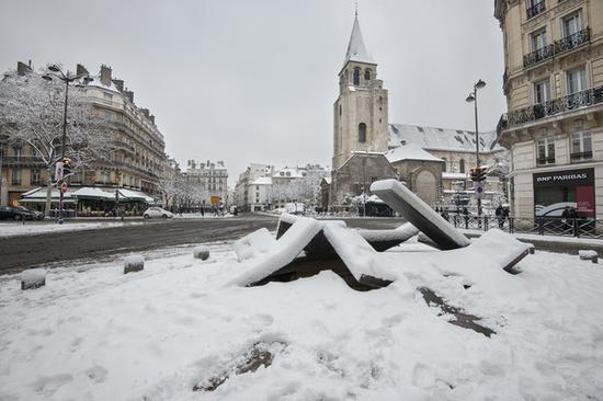 巴黎大风雪