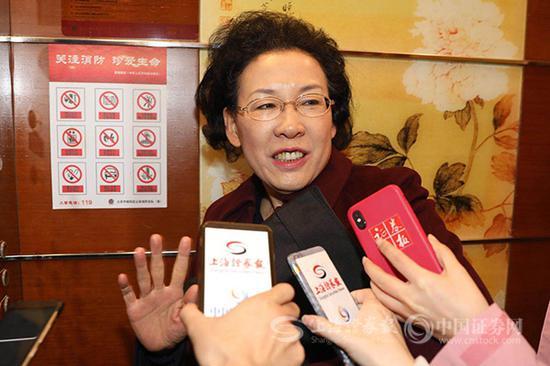 黄丹华 上证报记者 史丽摄