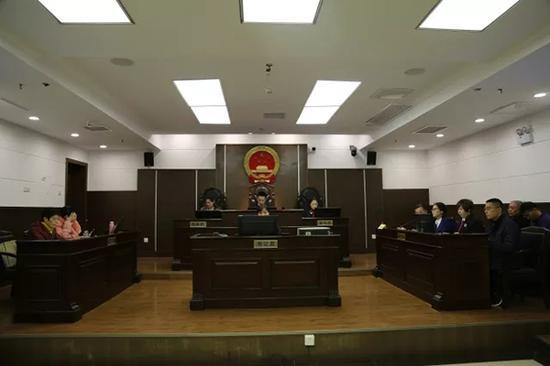 本文图片 天心区人民法院微信公众号