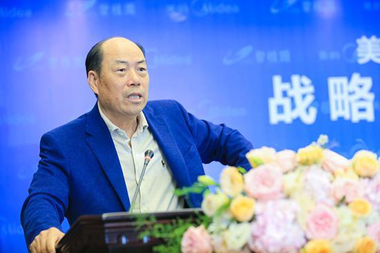 全国政协委员、碧桂园董事局主席杨国强。 视觉中国 资料图