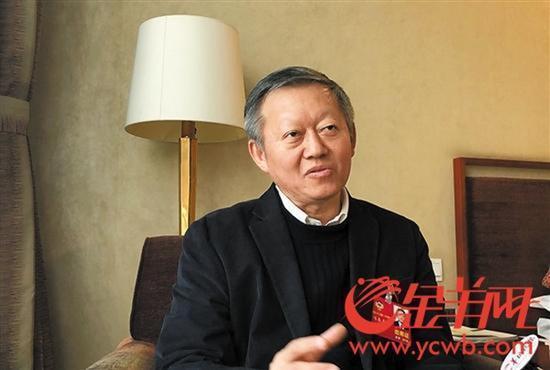 中山大学党委书记陈春声 金羊网 图