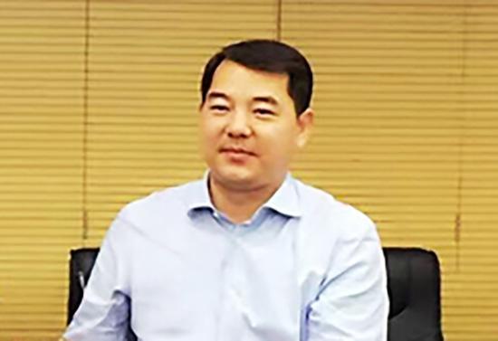 Xu Dongxing data map