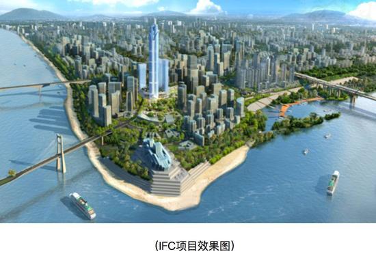 图片来源:两江新区官网截图