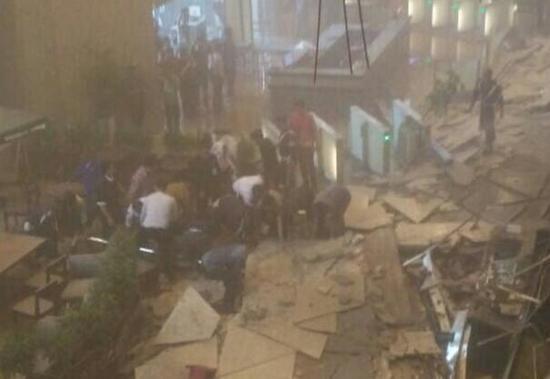 印尼首都证交所坍塌致72人受伤 多数系参