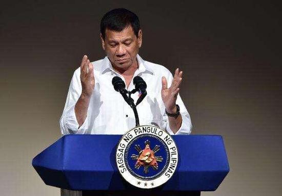 菲律宾总统杜特尔特:无意延长任期或取消