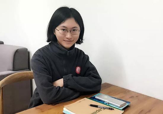 翁雨晴——牛津历史和经济专业