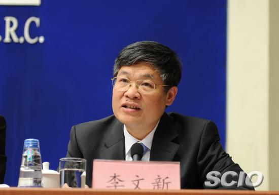 铁路总公司副总经理李文新