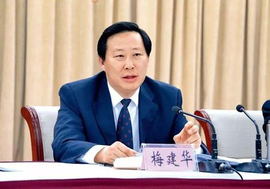 全国人大代表、山东省莱芜市市长梅建华 信用山西网 资料图