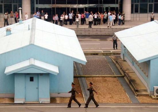 朝官媒向海内外所有韩国人罕见发声明