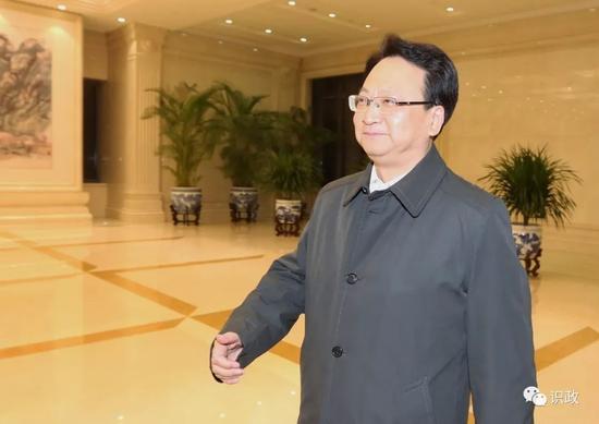 澳门送彩金的网站:北京市委副书记景俊海任吉林省代省长