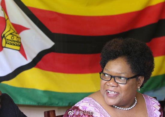 津巴布韦前副总统遇袭 曾被穆加贝夫人指