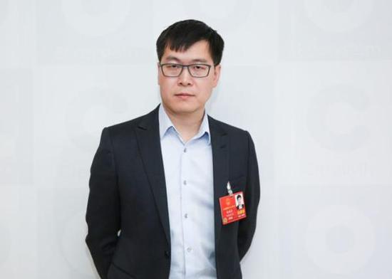 姚劲波 58集团 供图