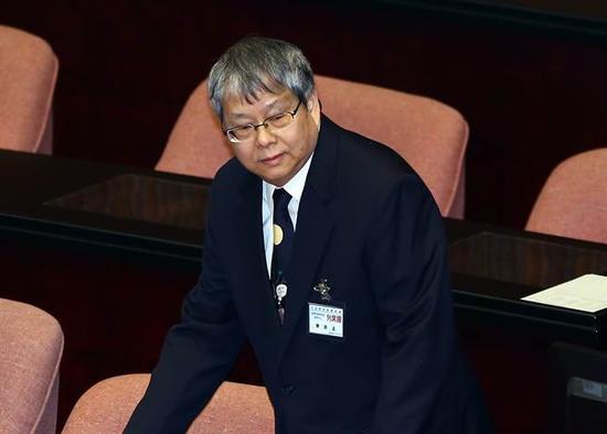 陈师孟。(图片来源:台湾《中时电子报》)