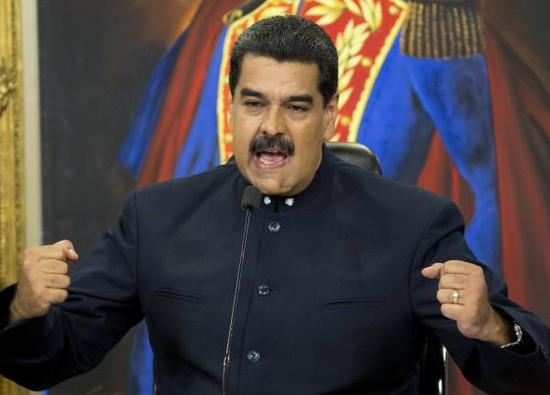 委内瑞拉总统马杜罗 东方IC 资料