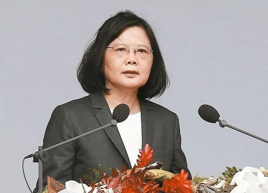 ▲蔡英文(台湾联合新闻网)