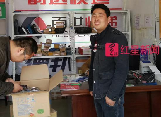 露出微笑的李朋璇。 红星新闻 图