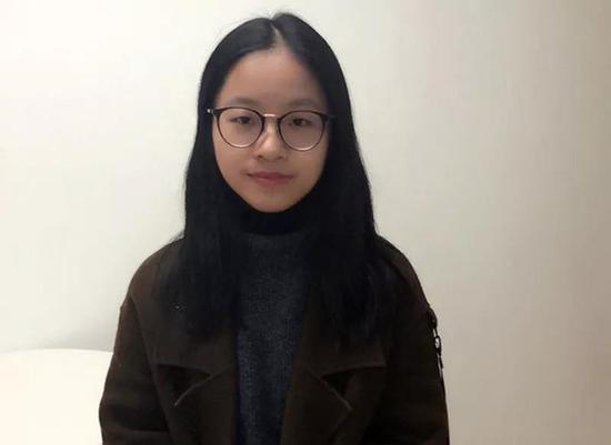 傅忆雯——剑桥数学专业