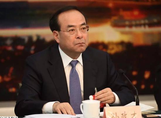 央视视频:最高人民审查院依法决议对孙政才立案侦查