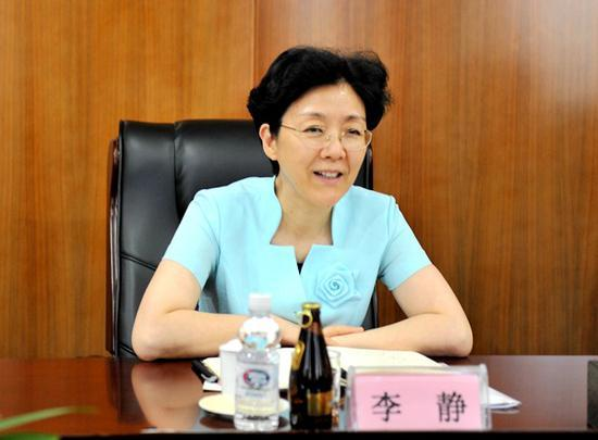 李静 人民政协网 资料图