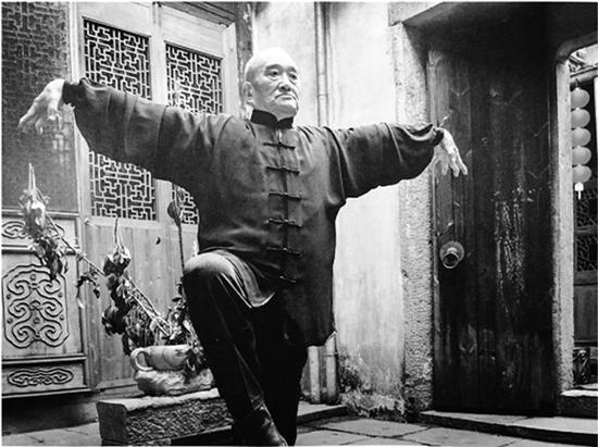 浙江唯一鹰爪功传人年近九旬 李连杰曾来请教招式