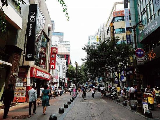 资料图:韩国旅游。(韩国《亚洲经济》网站)