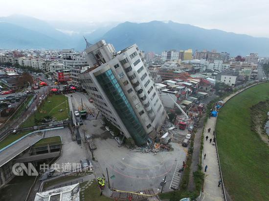 """图片来源:台湾""""中央社"""""""