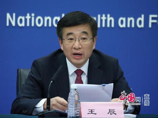 天下政协委员、中国医学迷信院院长、中国工程院院士王辰。中国网 图