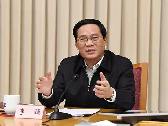 上海市委书记李强