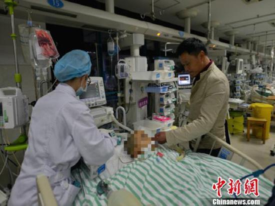 浙江九岁男孩车祸去世捐献器官。常山县红十字会和常山县人民医院提供