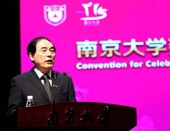 教育部与江苏商得一致 南京大学副书记陈骏被免职