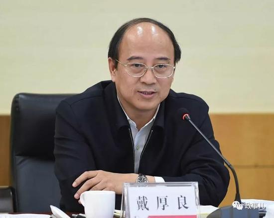 戴厚良,现任中国石油化工集团公司总经理,去年11月当选中国工程院院士。