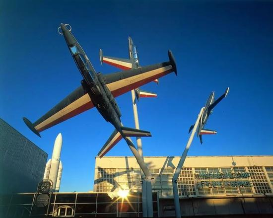 ▲法国航空博物馆