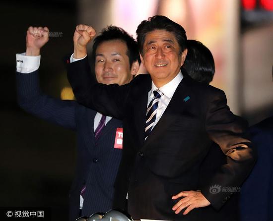 日本例行国会将于22日开幕 安倍呼吁讨论