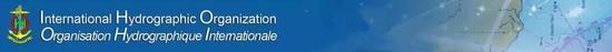 ▲国际航道测量组织标志