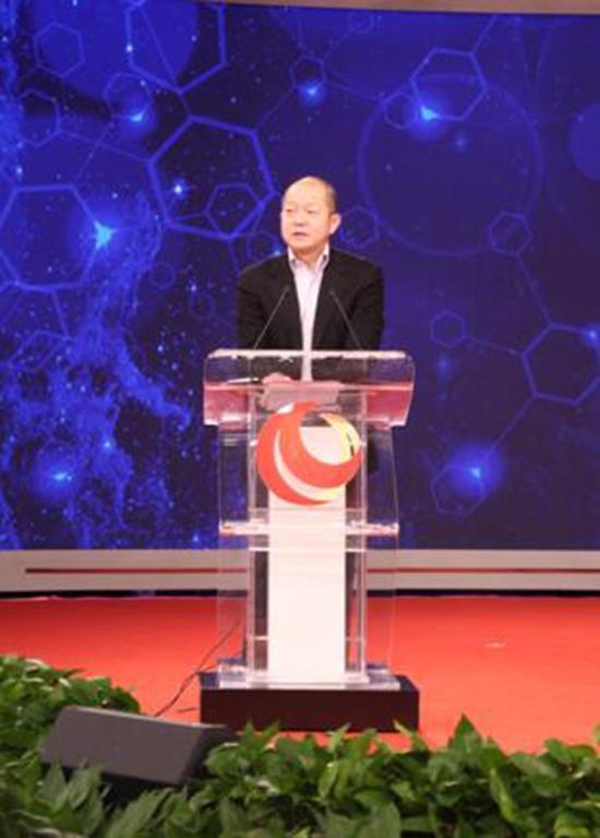 腾讯公司党委书记、高级副总裁郭凯天