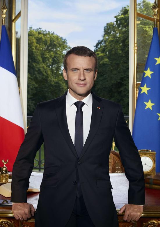 图片出处:法兰西民主国总统府取景师:Soazig de la Moissonniere