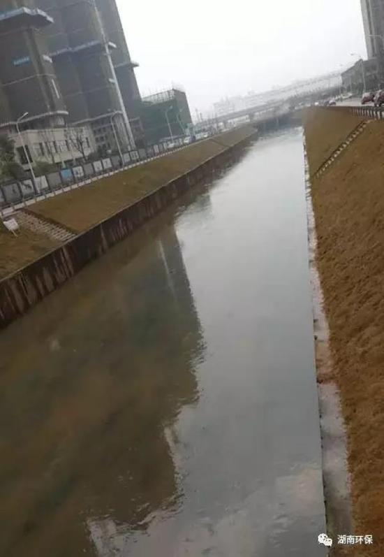 湖南省环保厅微信公众号 图