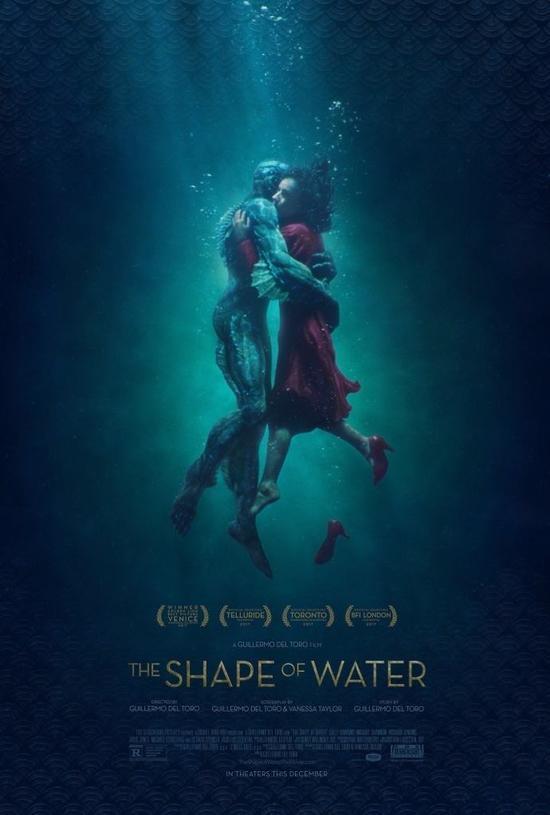 第90届奥斯卡奖提名揭晓 《水形物语》获13项提名