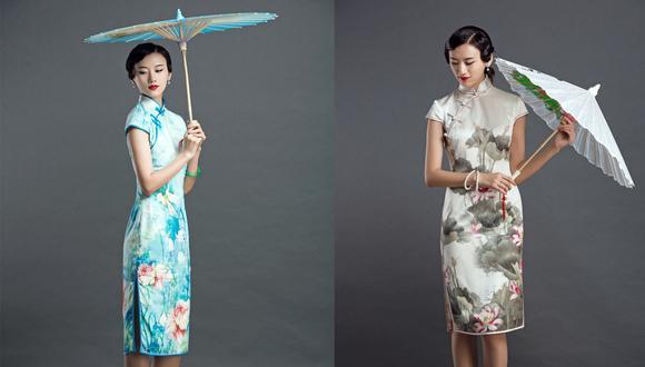 百年中式服装传承 重拾民族优雅从容